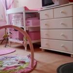 Chatons Sibériens chez Damman Amur. Chambre des petits.